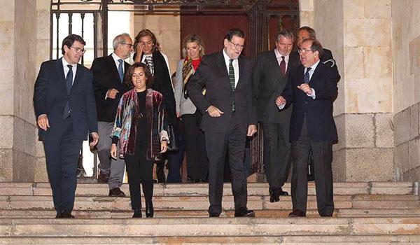 Rajoy, sobre su investidura: