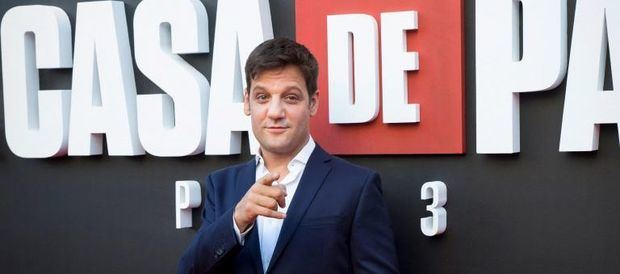 """Con la presencia del argentino Rodrigo De la Serna, se presentó la tercera temporada de """"La Casa de Papel"""""""