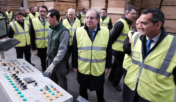 Herrera reivindica en una carta a Rajoy el papel del carbón ante la actual demanda energética