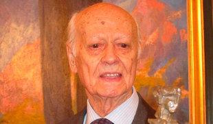 Fallece el escultor salmantino Venancio Blanco