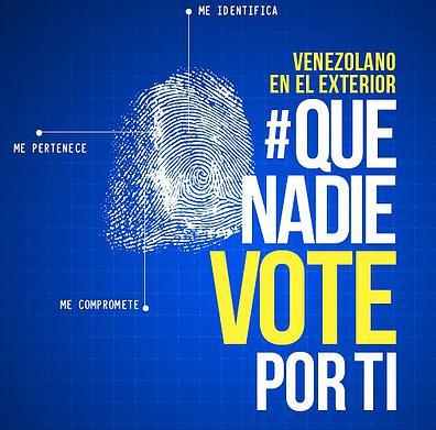 Oposici n abre registro venezolanos en exterior para for Venezolanos en el exterior