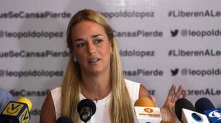 Lilian Tintori: Torturas contra Leopoldo son ordenadas por Diosdado Cabello