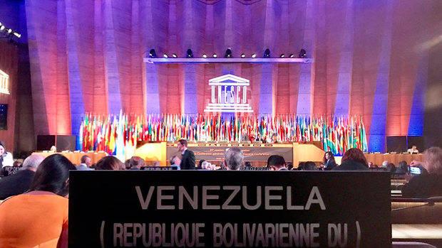 Venezuela ingresa al Consejo Ejecutivo de la Unesco