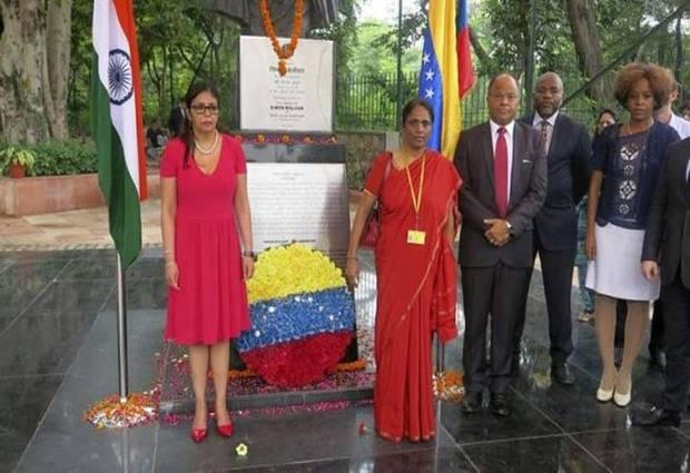 Venezuela e India evaluarán expandir acuerdo de libre comercio con Mercosur