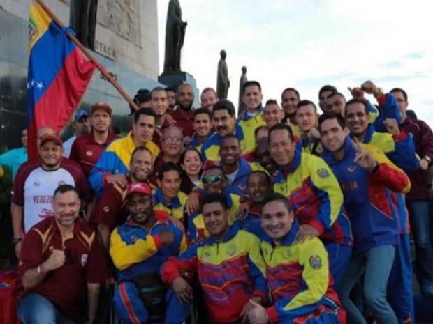 Venezuela participará en 19 disciplinas con 86 deportistas