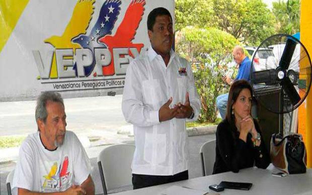 Exilio repudia la 'brutal represión' de las protestas en Venezuela