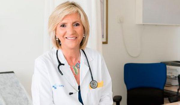 La doctora del Centro de Salud de Parquesol de Valladolid Verónica Casado, mejor médico de familia del mundo
