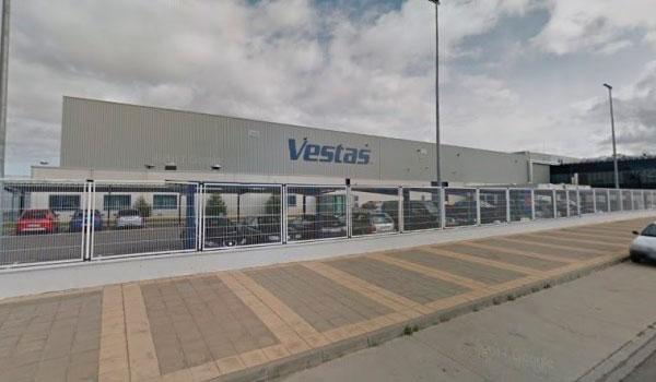 La continuidad de la actividad en Vestas se garantiza con la llegada de Network Steel