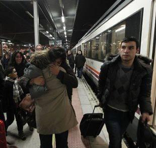 Cerca de 38.000 personas se fueron de Andalucía el año pasado