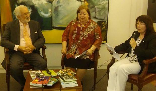 La literatura española y Gardel se unen en un nuevo mecenazgo cultural