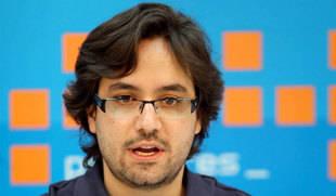 El procurador por Valladolid Alfonso García Vicente renuncia a su escaño por motivos