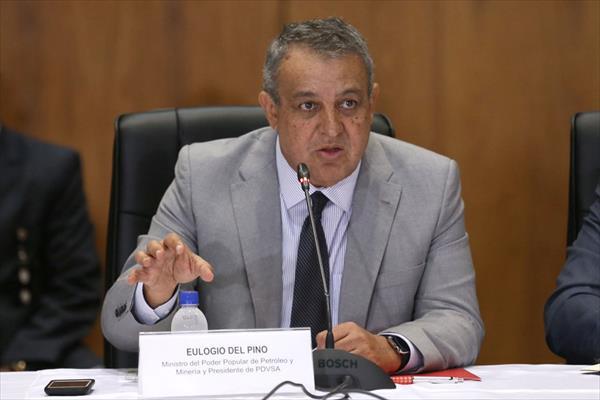 Venezuela quiere seguir discusiones para congelar producción en reunión Viena