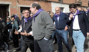 Herrera pide a Montoro que encuentre tiempo para convocar ya el CPFF