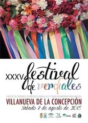 Villanueva de la Concepción celebra este sábado su 35 Festival de Verdiales