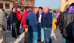 Mañueco demanda al Gobierno un 'empujón' para las infraestructuras de Castilla y León