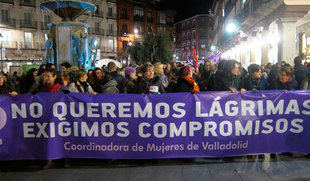 La Comunidad registra el año pasado 5.410 denuncias por violencia de género, un 16,4% más que en 2016