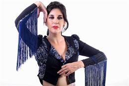 La cantaora Laura Vital ofrece un adelanto de su disco debut en un concierto en el Cicus