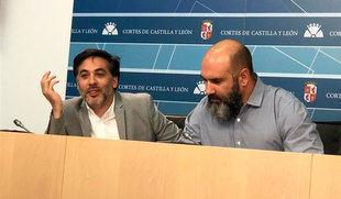 Podemos tacha de 'simulacro' el Plan de Vivienda de Castilla y León