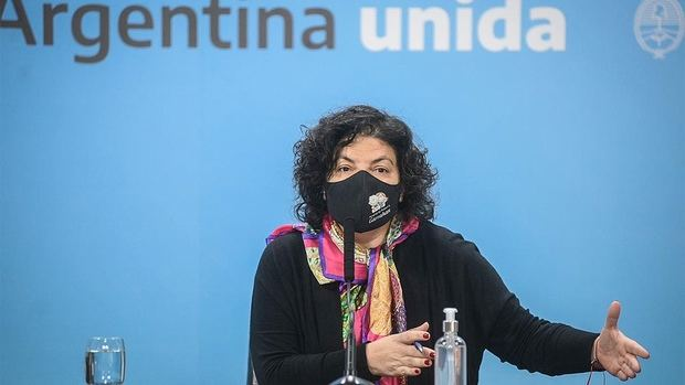Vizzotti, confirmó que Argentina comenzó a transitar 'la segunda ola' de contagios de coronavirus
