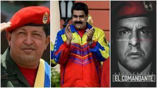 Maduro anuncia que Venezuela har� serie y pel�cula biogr�fica de Hugo Ch�vez