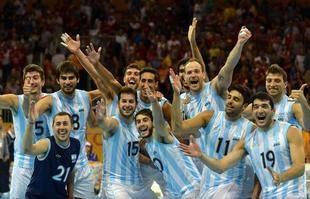 A pura emoción, el vóley argentino le ganó a Brasil y se quedó con el oro