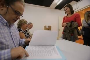 Puerta destacó la votación de los argentinos en España