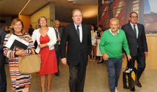 Herrera ensalza el momento que atraviesa el sector vitivinícola, con un volumen de negocio de 1.000 millones