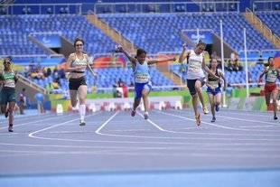 Viviana Martínez logró un histórico oro en los Juegos Paraolímpicos