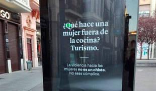 El Ayuntamiento de Zamora lanza una polémica campaña contra la violencia de género utilizando chistes machistas
