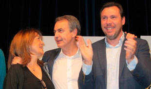 Zapatero pide a Puigdemont que 'rectifique' como punto de partida para una 'deliberación razonable'