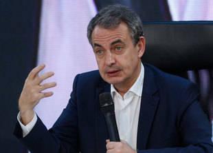 Zapatero aboga por el diálogo para destrabar la situación de Venezuela