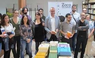 Sevilla: La Alameda abre este sábado su 'Zoco de Libros', que acercará cada mes a lectores y sector editorial