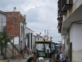 La Tromba De Agua En Canete De Las Torres Cordoba Afecta A 300