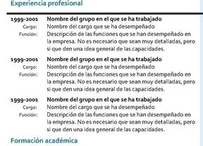 Empleador Resumen Curriculum Vitae Que Es Lo Que El Empleador