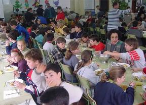 Comedores escolares: Herrera mejorará el servicio de comedor escolar ...